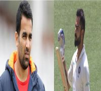Virat Kohli doesn't need to tone down his aggression, says Indian former cricketer Zaheer Khan