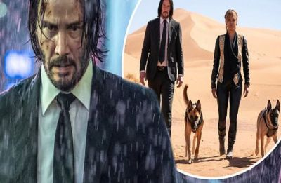 Keanu Reeves and Chad Stahelski talk about having more 'John Wick' sequels