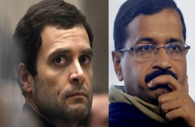 AAP showing its true colours: Congress over demand to take back Rajiv Gandhi's Bharat Ratna