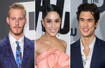 Vanessa Hudgens, Alexander Ludwig join 'Bad Boys' sequel