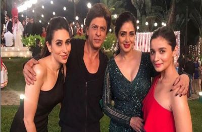 Karishma Kapoor walks down memory lane with Sridevi's cameo in SRK-starrer 'Zero'