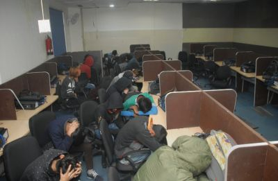 126 employees, 312 computers and Truecaller: Fake call centre's real crime