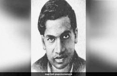 National Mathematics Day: All about Srinivasa Ramanujan, the man who knew infinity