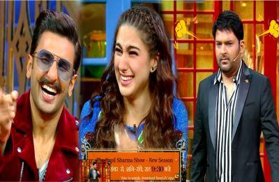 Kapil Sharma leaves Ranveer and Sara rolling in the aisles in episode 1 of TKSS
