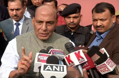 Amid Naseeruddin Shah row, Rajnath Singh says India most 'tolerant' country in world