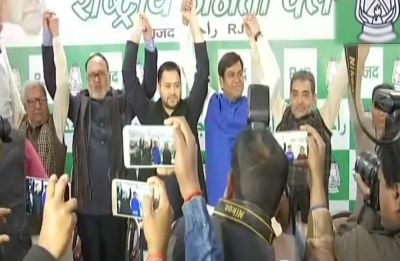 Mukesh Sahni aka 'Son of Mallah' joins RJD-led Grand Alliance in Bihar