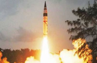 Agni-IV successfully test fired from APJ Abdul Kalam Island off Odisha coast