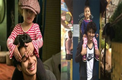 Ishaan Khatter and niece Misha Kapoor's latest picture is too cute for words
