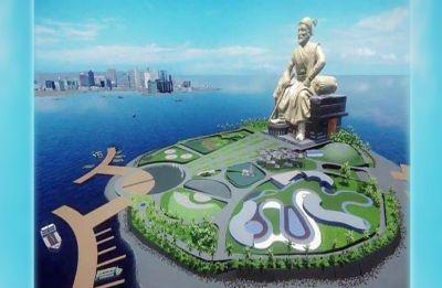 Chhatrapati Shivaji statue off Mumbai coast likely to cost taxpayers Rs 3643.78 crore