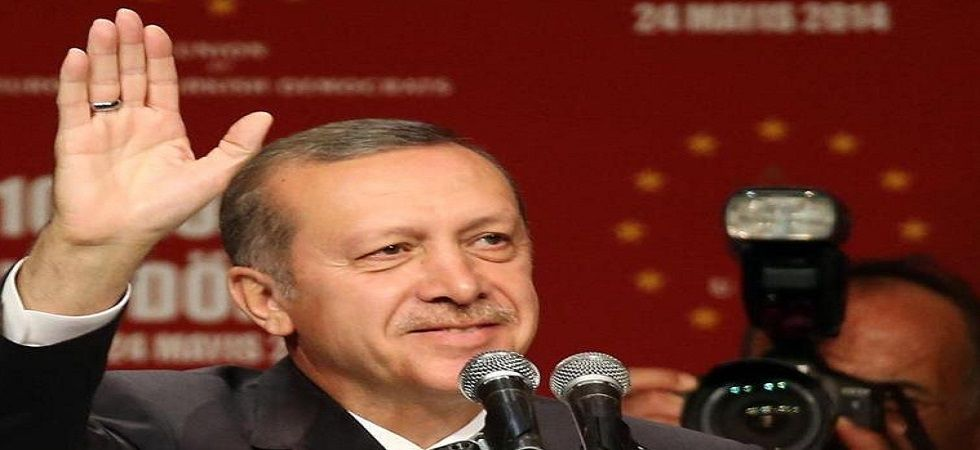 Turkish President Recep Tayyip Erdogan on Monday sent military reinforcements to northern Syria near an area controlled by Kurdish forces