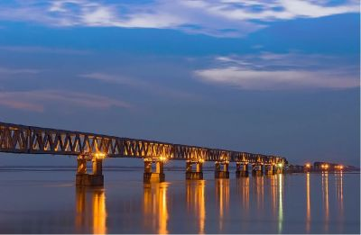 Bogibeel Bridge would have been ready by 2008-09 if Vajpayee had second term, says PM Modi