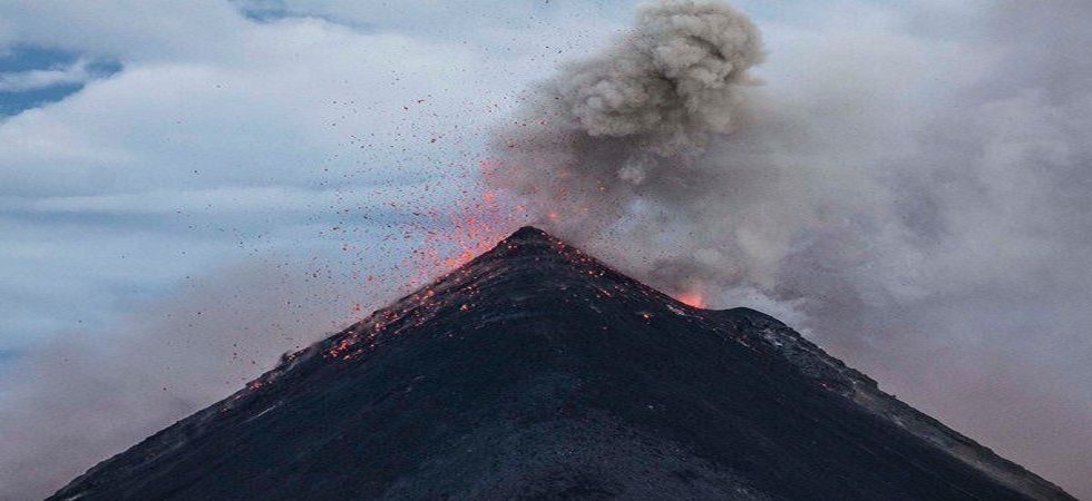 The 3,330-meter-high volcano can burst into spectacular action several times a year, spewing lava and ash high over the Mediterranean island. (Photo: ANI)