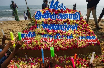 2004 Boxing Day Tsunami: Candlelight processions, prayers, floral tributes mark 14th anniversary in India