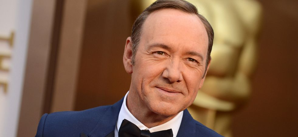 Spacey shared the video titled 'Let Me Be Frank'/ Image: file photo