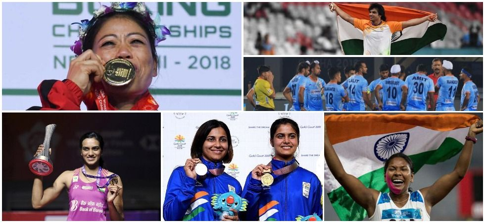 PV Sindhu, Mary Kom and Neeraj Chopra shone on the big stage while India achieved glory in the Asian Games and Commonwealth Games. (Image credit: Newsnation)