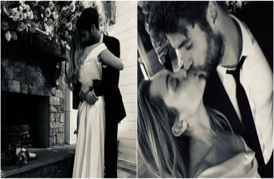 Miley Cyrus picked THIS designer for her wedding with Liam Hemsworth