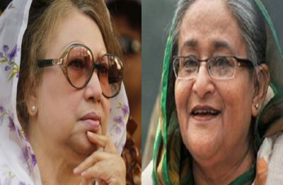 It's Khalida Zia vs Sheikh Hasina yet again as Bangladesh goes to crucial polls on Sunday