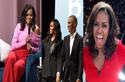 Michelle Obama tops Hillary Clinton as America's most admired woman, Melania Trump comes distant fourth