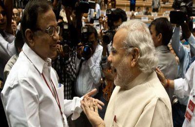 On Modi's 'false promises' remark targeting Congress' loan waiver, P Chidambaram's swipe