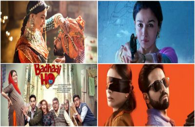 Yearender 2018: Top 11 Bollywood movies that you can't afford to miss!
