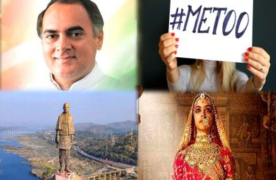 Yearender 2018: From Padmaavat to #MeToo movement, 11 controversies which took India by storm