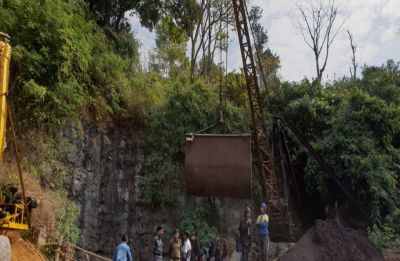 Meghalaya Mining Disaster: On day 17, no clue of survivors in East Jaintia, only 3 helmets recovered
