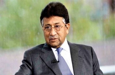 Caught on camera: Pervez Musharraf seeks covert US support to regain power