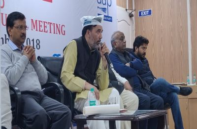 Lok Sabha Polls: AAP to contest in Punjab, Haryana, Delhi, Goa, Chandigarh; Kejriwal to remain party chief