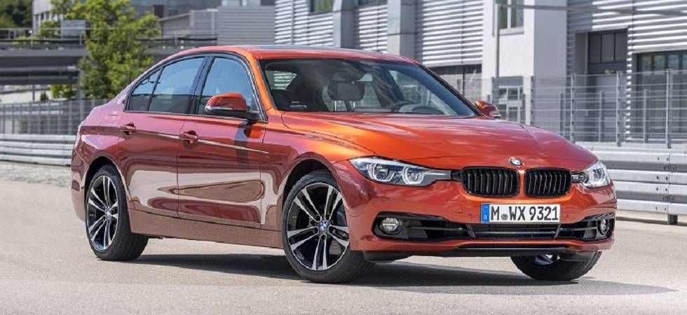 Bmw S New 3 Series Sedan Spotted In India Details Inside Www