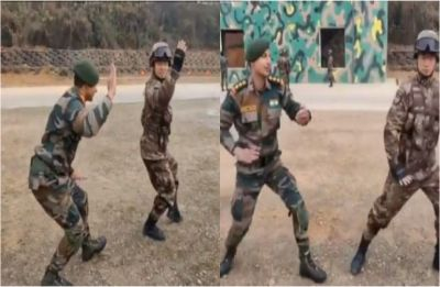 Watch: This video of a Chinese soldier teaching Tai Chi to an Indian jawan is winning hearts on the internet!