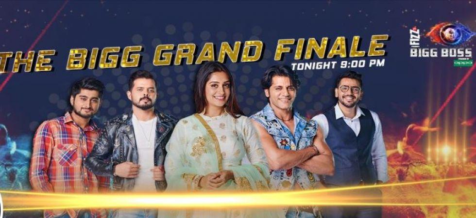 Bigg Boss 12 Finale: Sreesanth will win the show, says NN Poll survey (Photo Source: ColorsTV)