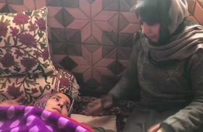 Video | Mehbooba Mufti warns police after meeting terrorist's sister, says won't allow bloodshed in J-K
