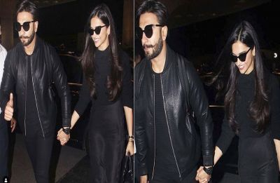 Deepika Padukone and Ranveer Singh finally head out for honeymoon post Simmba release