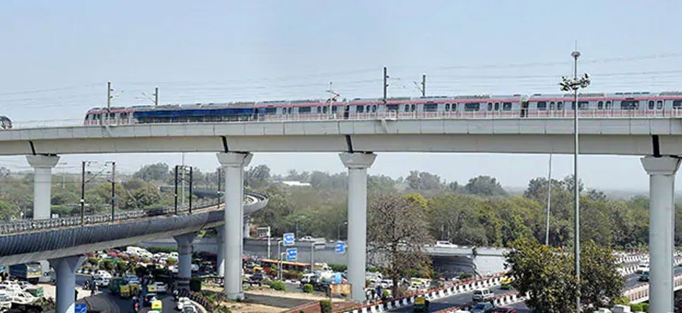The much-awaited Lajpat Nagar-Mayur Vihar Pocket 1 stretch of Delhi Metro's Pink Line extension will be operational from 4 pm today.