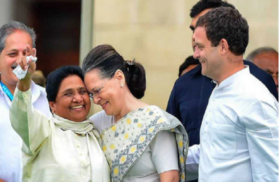 Withdraw cases filed during 'Bharat Bandh' in Rajasthan, MP: BSP's conditions for Congress