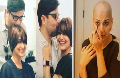 Sonali Bendre shares a picture of her hair growing back again along with a heartfelt post