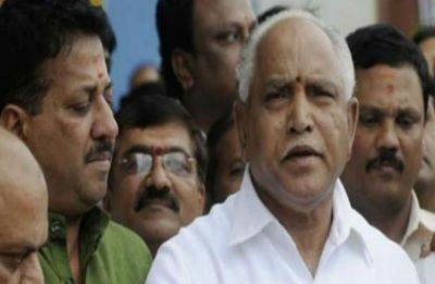 Yeddyurappa slams Karnataka CM for celebrating New Year in Singapore while farmers continue to commit suicide