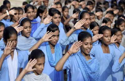 Gujarat school students have to answer roll calls with 'Jai Hind' or 'Jai Bharat' from January 1