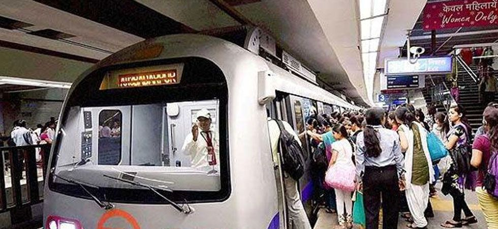 Commuters will be allowed to enter inside these Metro stations (File Photo: PTI)