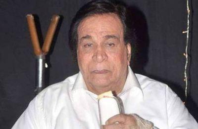 Kader Khan, veteran Bollywood actor-writer dies at 81, last rites to be performed in Canada
