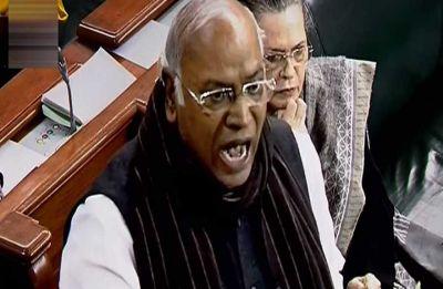 'Ready for debate on Rafale deal': Mallikarjun Kharge tells Arun Jaitley in Lok Sabha