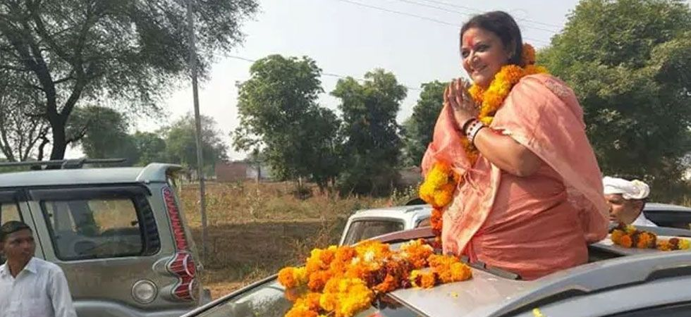 Mamta Bhupesh had contested elections from Sikrai Assembly constituency (Image Credit: Facebook)
