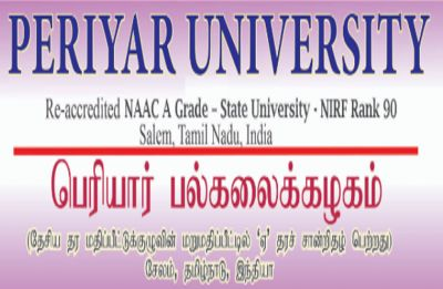 Periyar University announces UG, PG results on periyaruniversity.ac.in, check all updates here