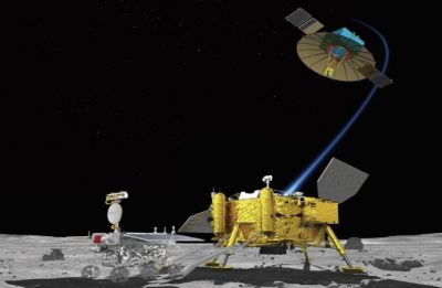 China space probe Chang'e-4 set to land on dark side of moon