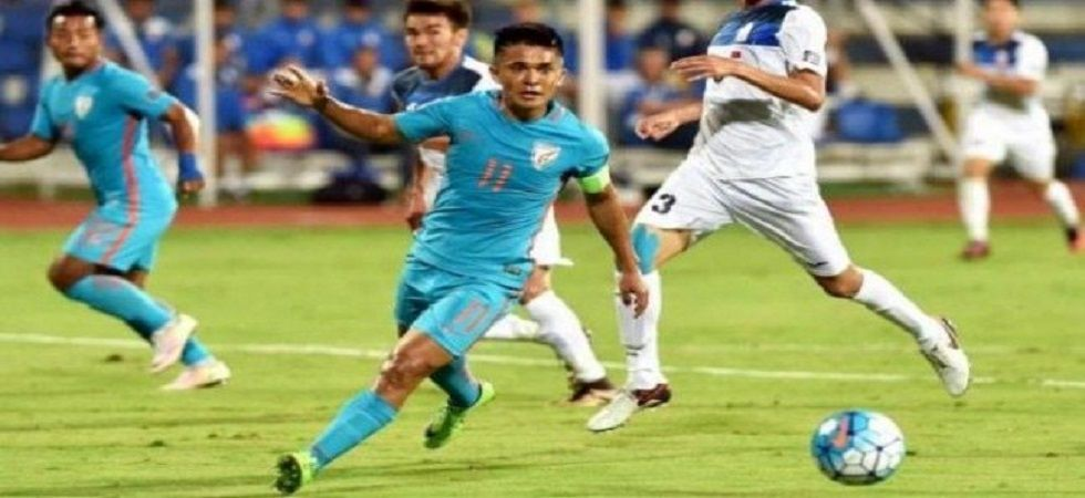 India will play their first match on Sunday against Thailand, followed by games against UAE (Abu Dhabi) and Bahrain (Sharjah) on January 10 and 14. (Image credit: Twitter)
