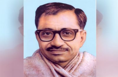 Remove Deen Dayal Upadhyay photos from govt papers, letter pads: Rajasthan cabinet