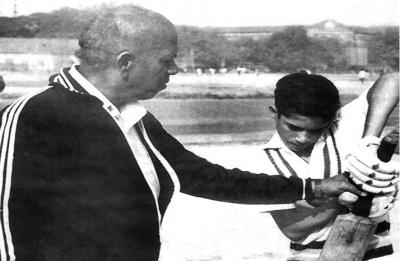 Ramakant Achrekar and Sachin Tendulkar: Those special moments