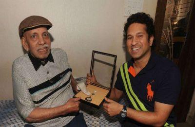 Sachin Tendulkar's coach Ramakant Achrekar dies, tributes pour in on social media