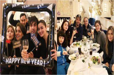 Alia Bhatt joins Ranbir Kapoor and family in New York for New Year's celebrations