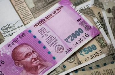 Rupee falls 27 paise to 69.70 against US dollar
